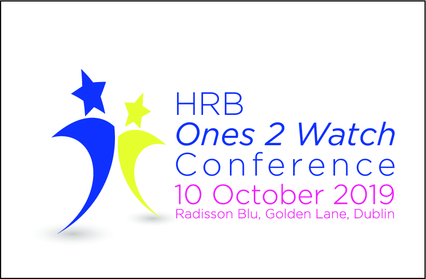 HRB Ones to Watch 2019 event logo