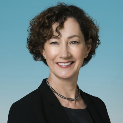 A picture of HRB CEO Mairead O'Driscoll