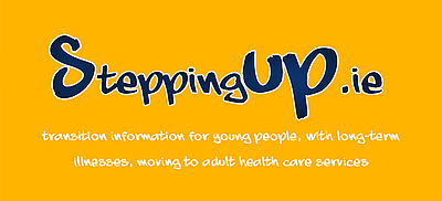 SteppingUp logo