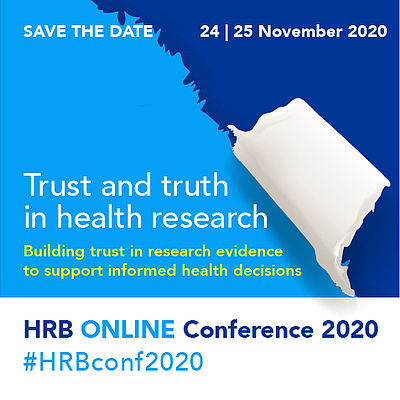 HRB Onlince conference 2020 event logo