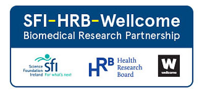 SFI-HRB-Wellcome Biomedical Partnership Scheme logo