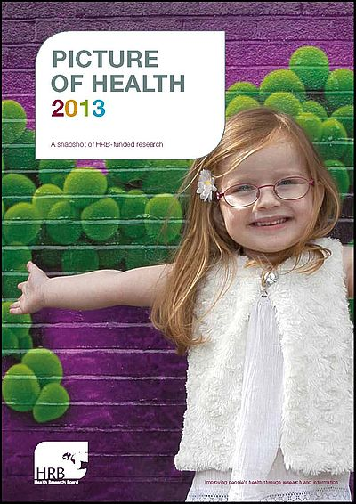 Front cover of Picture of Health 2013
