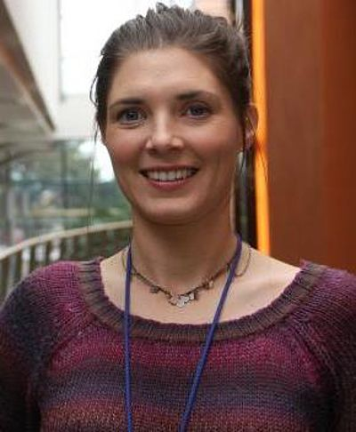 Dr Kate Irving, DCU
