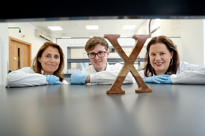 ictured is Professor Catherine Greene, Associate Professor of Clinical Microbiology at RCSI who led the research (right) with her collaborators, first author David O'Driscoll (centre) and senior co-author Professor Eleanor Molloy, Head of Department of Paediatrics in Trinity College Dublin (left)